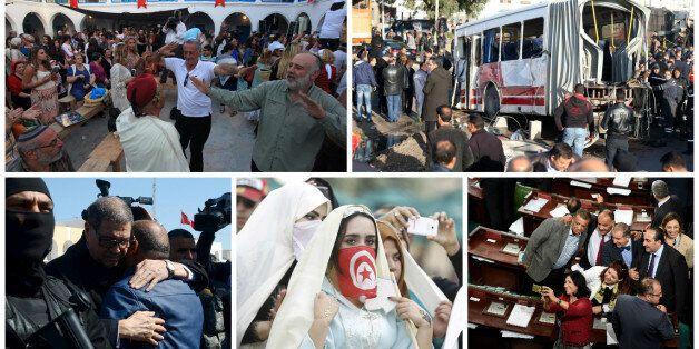 Tunisie: Les photos de l'année