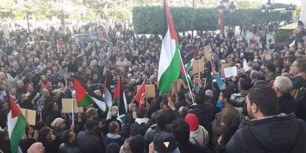 Manifestations à Tunis et à Sfax contre l'assassinat de Mohamed
