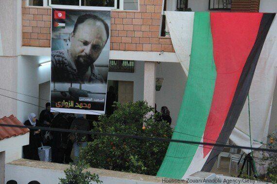 Assassinat de Mohamed Zouari: Veillée nocturne à Gaza, manifestation à