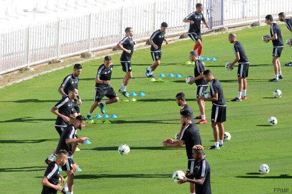 CAN 2017: Les Lions de l'Atlas se préparent aux Emirats arabes unis