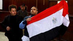 Égypte: Mohamed Fahmy obtient une libération sous