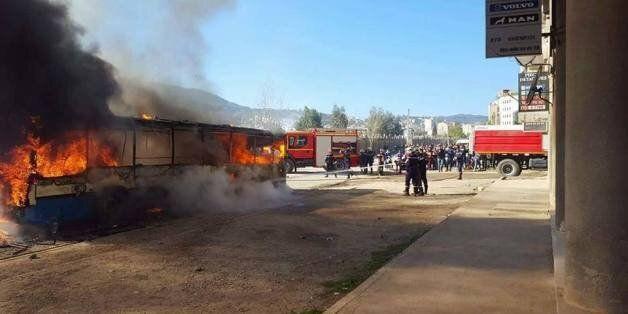 Grève des commerçants à Bejaïa, une marche de jeunes tourne à la
