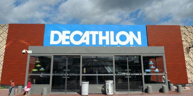 Decathlon inaugure son premier magasin à
