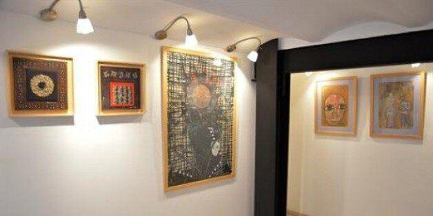 L'exposition ''En hors ton'' du plasticien Azwaw Mammeri inaugurée à