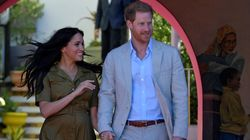 Meghan And Harry Gush Over Each Other's Parenting Skills On Royal
