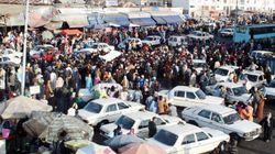 À Casablanca, 25 magasins ravagés par un