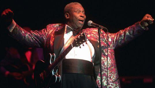 Η πασίγνωστη κιθάρα του BB King, η Lucille, πουλήθηκε για 255.000