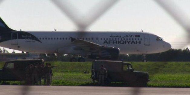 Un avion lybien, avec 118 personnes à son bord, détourné vers
