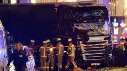 Une attaque au camion bélier à Berlin fait 9 morts et une cinquantaine de