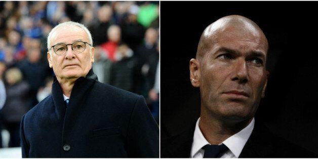 Meilleur entraîneur de la FIFA 2016 : Zidane, Ranieri et Santos