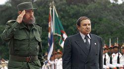 Bouteflika: le décès de Fidel Castro est une