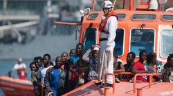 Plus de 90 migrants dont 29 algériens secourus au large des côtes