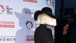 La chanteuse Sia et le réalisateur Erik Lang