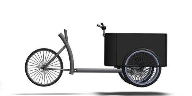 Des vélo-taxis