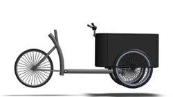 Des vélo-taxis électriques