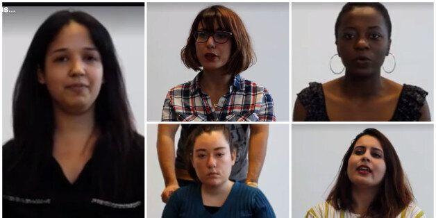 Ce qu'endurent les femmes en Tunisie illustré parfaitement en
