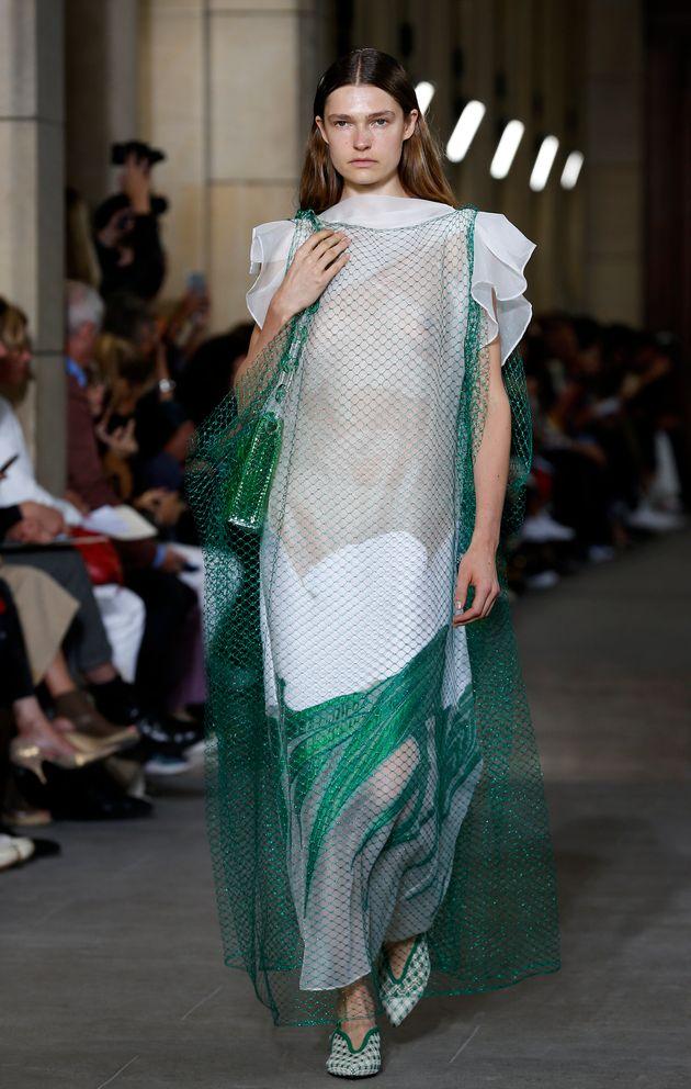 La Semaine de mode de Paris démarre sur une note
