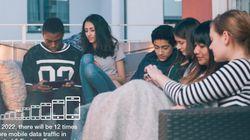 Ericsson Mobility: Forte croissance de la 4G en Afrique et Moyen-Orient d'ici