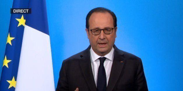 François Hollande renonce à être candidat à l'élection