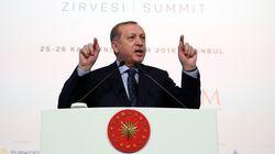 UE/Turquie: Erdogan menace d'ouvrir les frontières aux migrants vers
