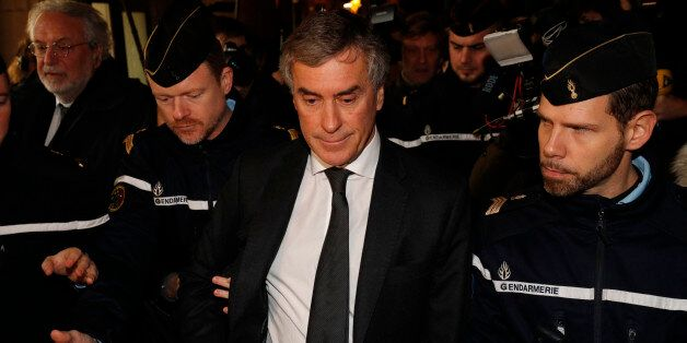 Former French budget minister Jerome Cahuzac, who resigned in 2013 after he admitted to having a Swiss...