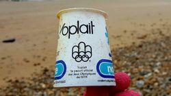 Il retrouve un yaourt des JO 1976 de Montréal sur une plage... en