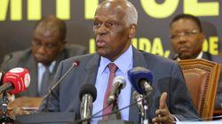 Angola: le président dos Santos ne briguera pas nouveau mandat en