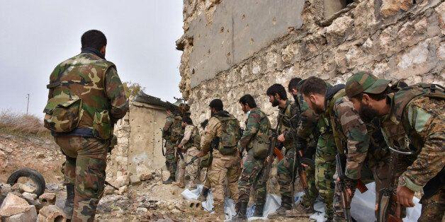 La bataille d'Alep, un échec au plan de partition de la