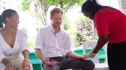 Rihanna et le Prince Harry ont fait un test de dépistage du Sida