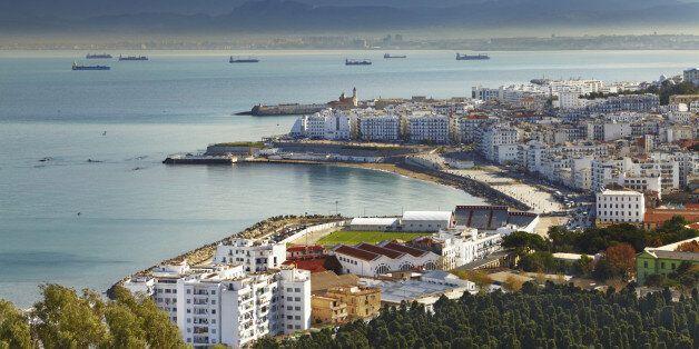 Algiers the capital city of Algeria, Northern