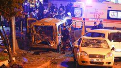 Turquie : une voiture piégée explose à Istanbul, 20 policiers