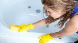 7 astuces de femmes de ménage pour une salle de bain