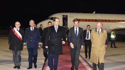 Dans une perspective de coopération: Les 3 premiers ministres du Benelux en visite en