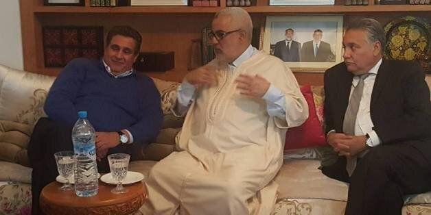 Aziz Akhannouch rend visite à Abdelilah Benkirane, mais pas pour parler