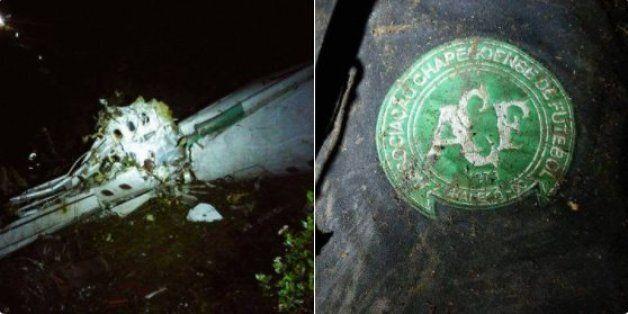 Le crash d'un avion transportant des footballeurs brésiliens en Colombie fait au moins 75