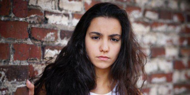 Lina El Arabi, jeune actrice au grand