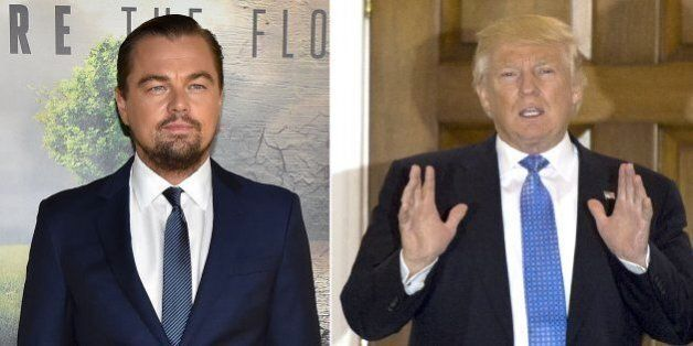 Leonardo DiCaprio a rencontré Donald Trump (et pas pour parler