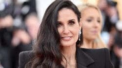 Demi Moore Says She Snuck Out Of Bachelorette Party And Cheated On First