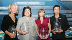 L'ex-championne olympique, Hassiba Boulmerka, lauréate du prix de la femme arabe à