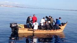 Oran: 16 harragas interceptés au large des