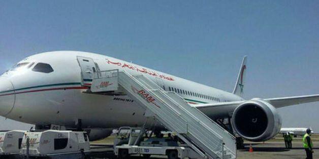 Royal Air Maroc reçoit son 5e Boeing