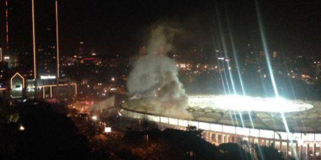 Un attentat à la voiture piégée aux abords du stade du Besiktas à Istanbul fait une vingtaine de