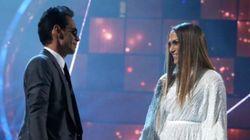 Jennifer Lopez et Marc Anthony ont surpris tout le monde aux Latin Grammy