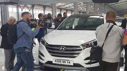 Des taux d'intérêts de 8,5% pour le crédit permettant l'achat d'un véhicule Hyundai fabriqué en