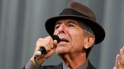 Leonard Cohen en quelques