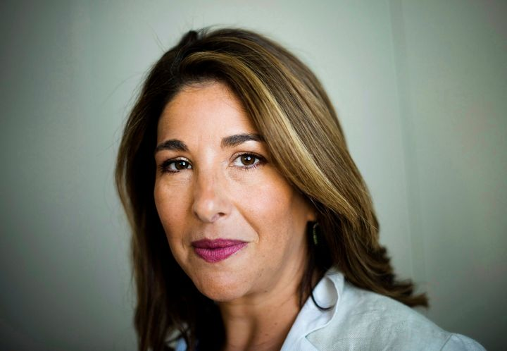 Naomi Klein, author of&nbsp;<i>On Fire: The Burning Case for a Green New Deal</i>.
