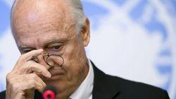 Syrie: le temps est compté à Alep-Est, selon l'émissaire de