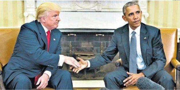 Après la rencontre de Donald Trump et Barack Obama à la Maison Blanche,
