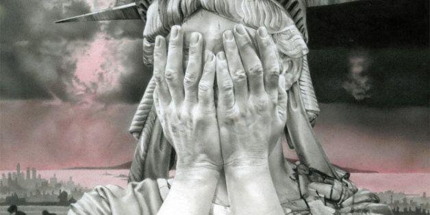 Tout le monde la partage depuis l'élections de Donald Trump, on a retrouvé l'origine de cette Statue...