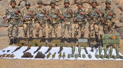 Un important lot d'armements saisi à Bordj Badji Mokhtar